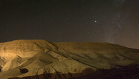 Sky Over Masada Base Camp